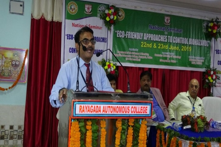 Rayagada Junior College-National Seminar