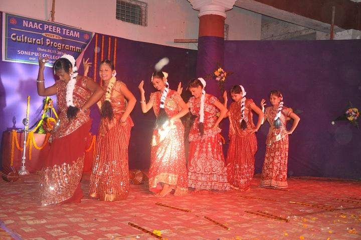 Sonepur College-Dance