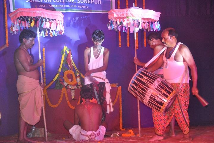Sonepur College-Events