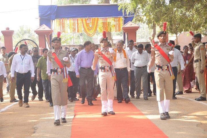Sonepur College-NCC