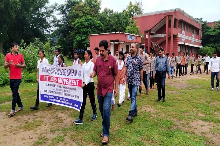Sonepur College-Rally
