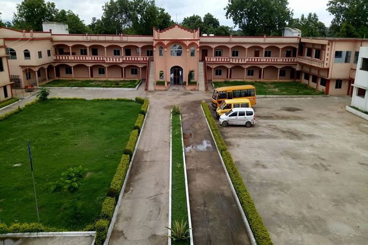 L.B.S. Global Public School - School Campus View