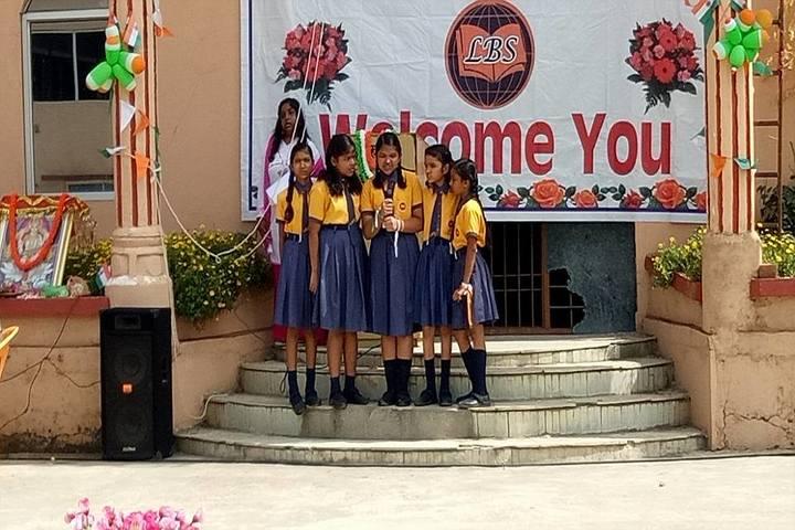 L.B.S. Global Public School - Independence Day Celebration