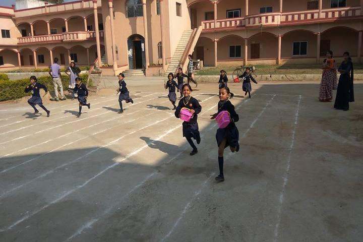 L.B.S. Global Public School - Sport Day