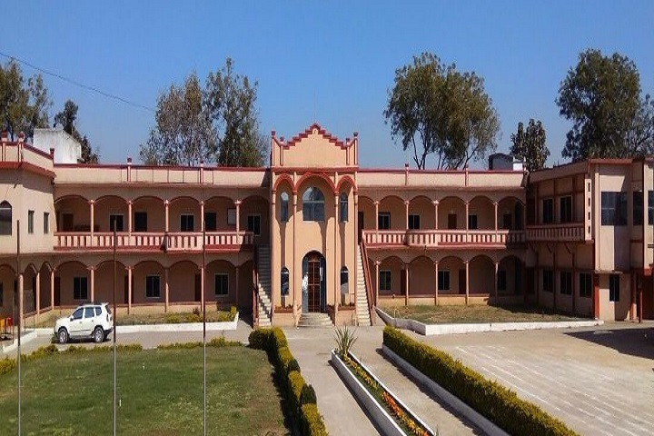 L.B.S. Global Public School - School Building