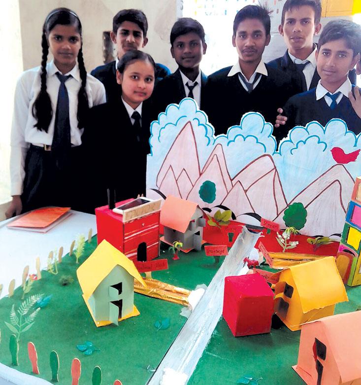Indian Public School, Ajmatpur, Bidupur-Project