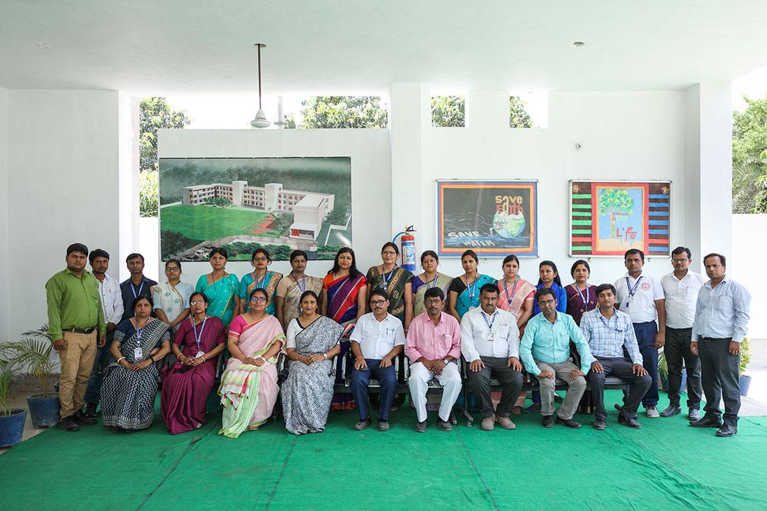 Indian Public School, Ajmatpur, Bidupur-faculty