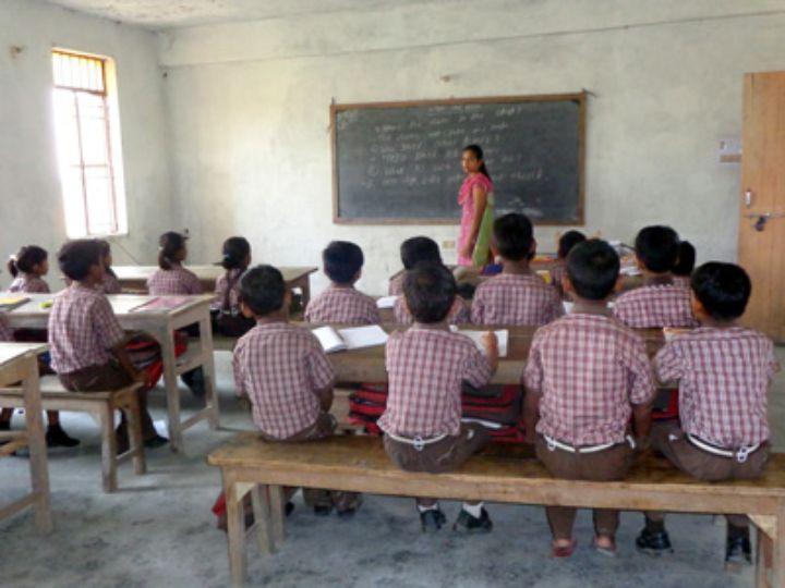 Trinity International School-class