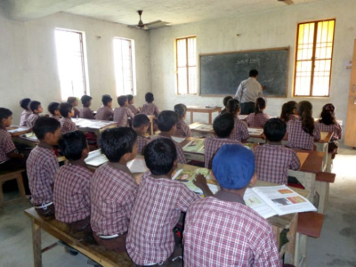 Trinity International School-classrooms
