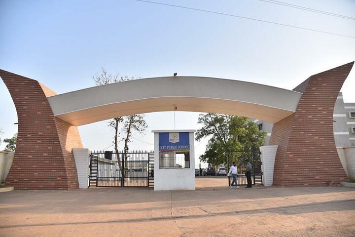 LCIT Public School-entrance