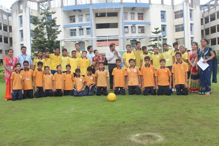 LCIT Public School-football