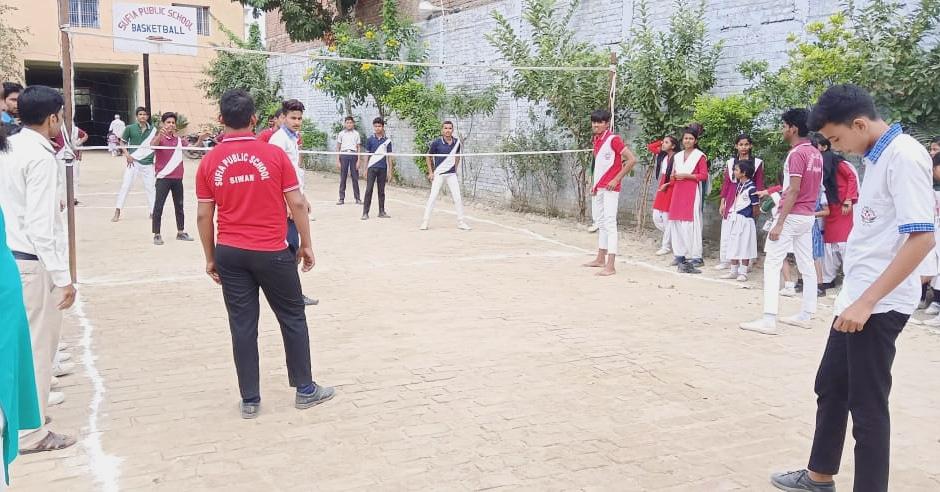 Sufia Public School-Sports Meet