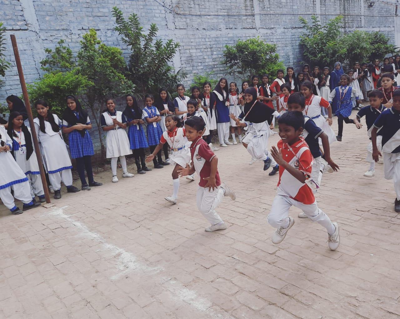 Sufia Public School-Sports