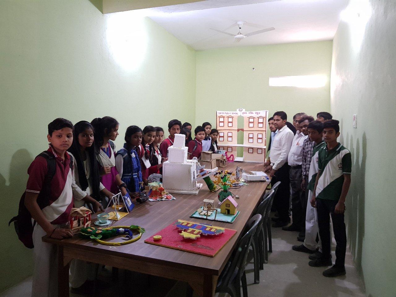 Sufia Public School-projects