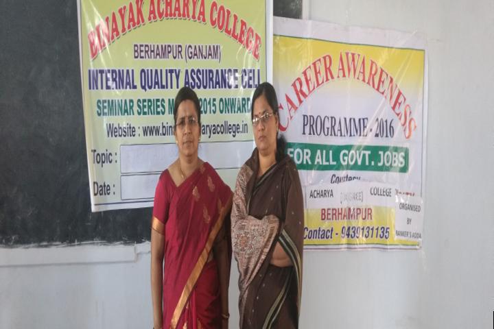 Binayak Acharya College-Awarness Program