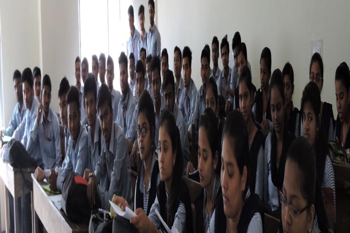 Binayak Acharya College-Classroom