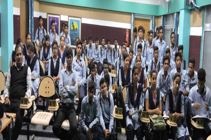 Binayak Acharya College-Seminar Hall