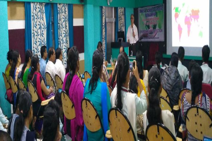 Binayak Acharya College-Seminar