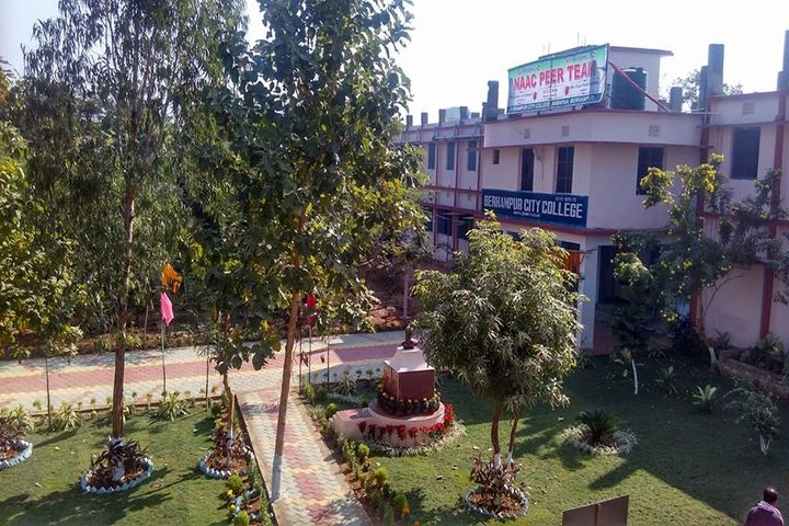 Berhampur City College-Campus Overview