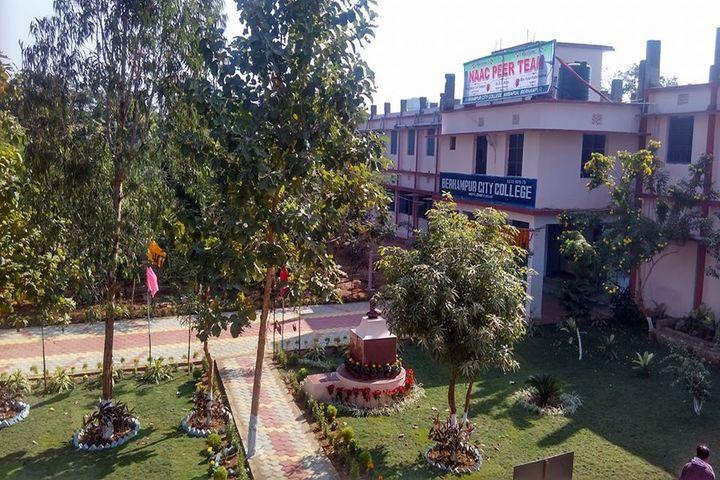 Berhampur City College-Campus Overview