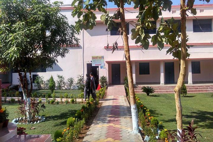 Berhampur City College-Campus