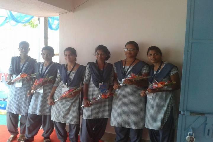 Berhampur City College-Event