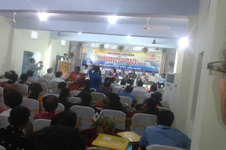 Berhampur City College-Seminar