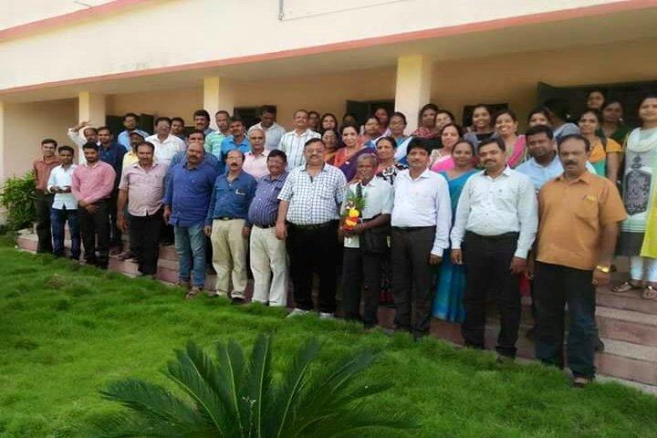 Berhampur City College-Staff