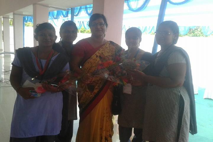 Berhampur City College-Teachers Day
