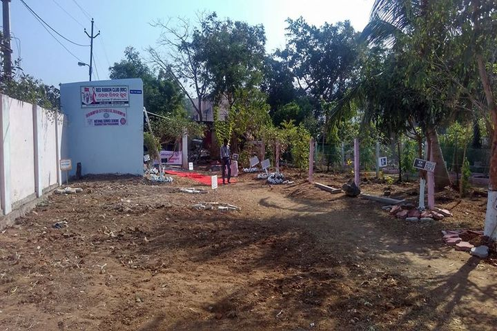 Berhampur City College-Way to NSS Team Rooms