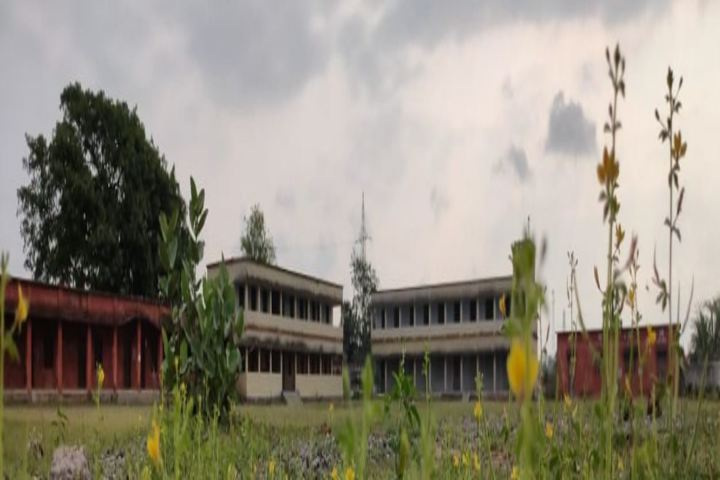 Ganjam College-Campus