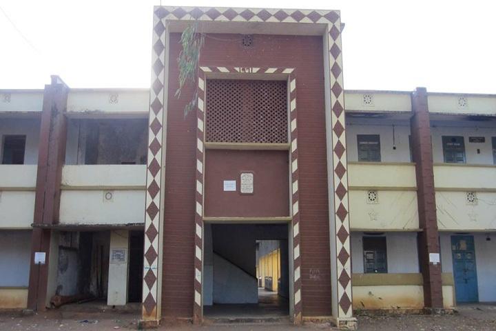 Kabi Samrat Upendra Bhanja College-Campus