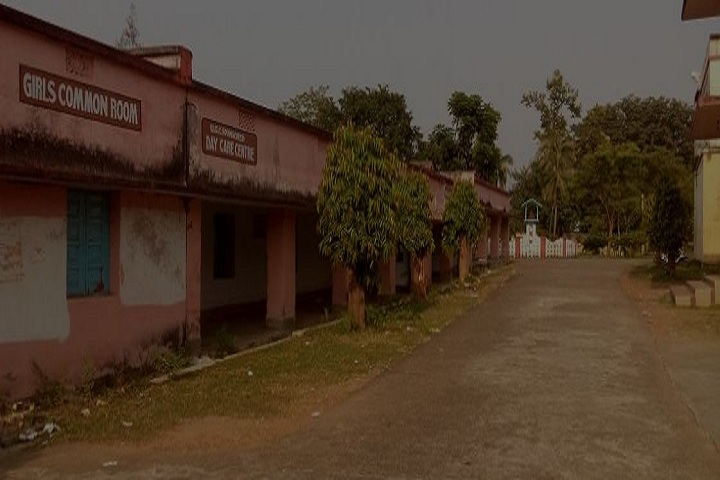 Kabi Samrat Upendra Bhanja College-Playground