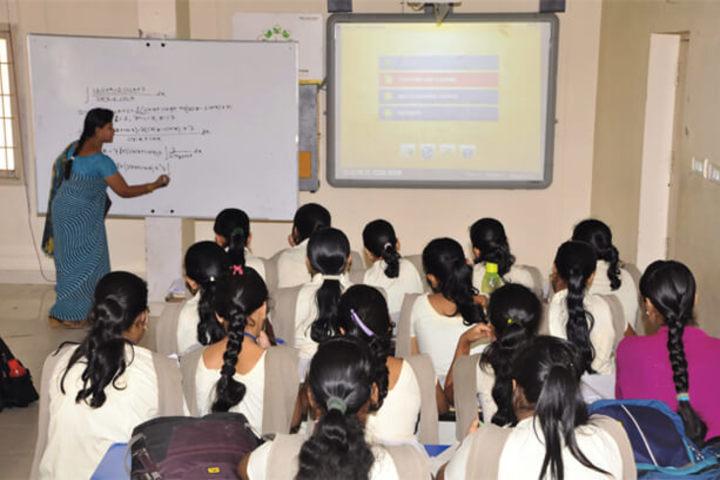 Aaryan Gurukul Residential College-Classroom