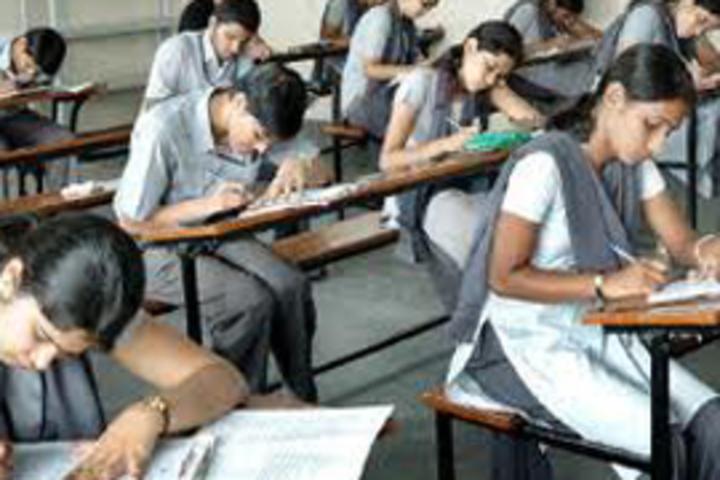 Aaryan Gurukul Residential College-Examiniation