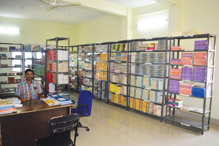 Aaryan Gurukul Residential College-Library