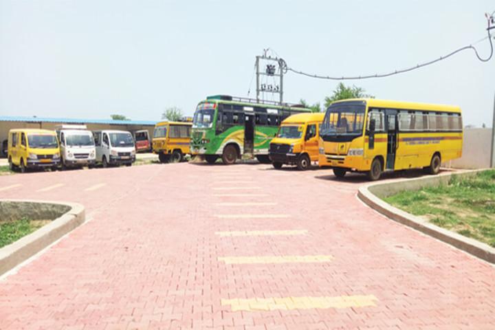 Aaryan Gurukul Residential College-Transportation