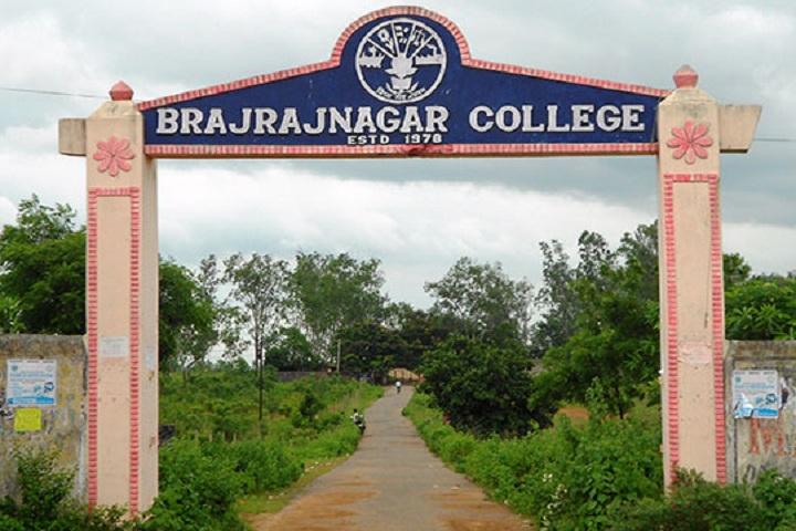 Brajrajnagar College-Campus Gate