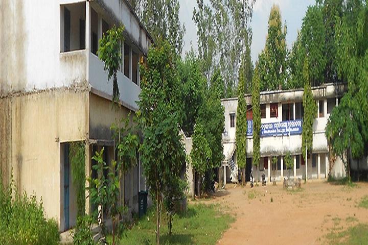 Brajrajnagar College-Campus View
