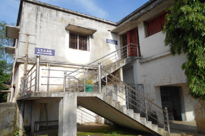 Brajrajnagar College-IT Lab Outer View