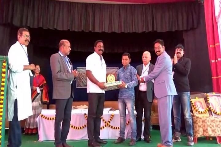 Brajrajnagar College-Prize