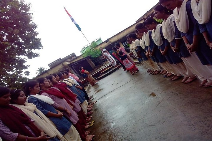 Tulasi Womens College-Independance Day