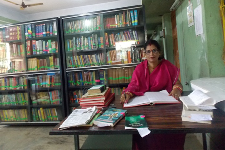 Tulasi Womens College-Library