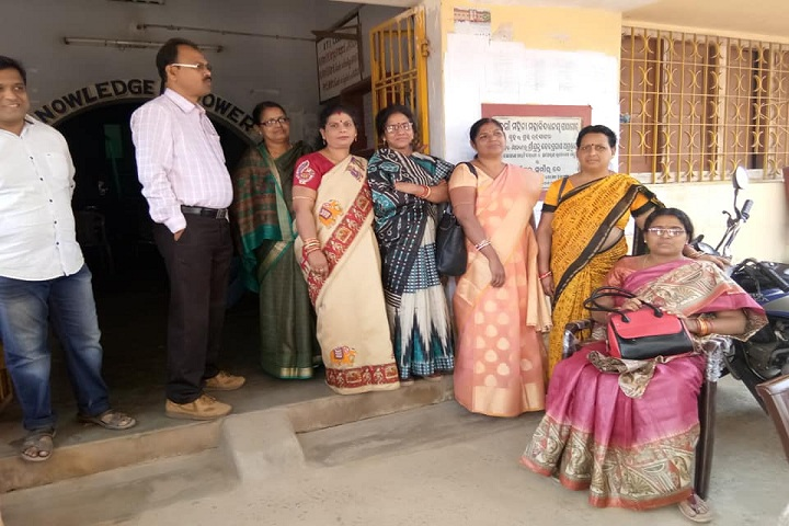 Tulasi Womens College-Staff