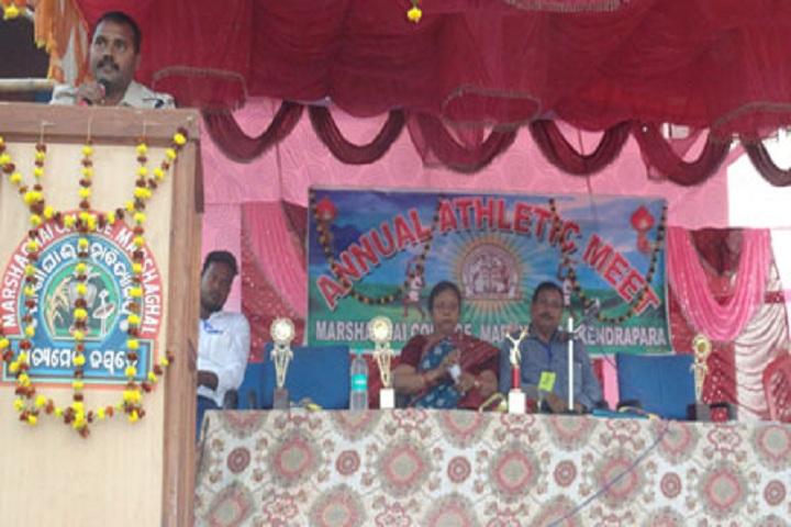 Marshaghai Womens Junior College-Athletic Meet