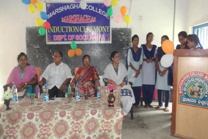 Marshaghai Womens Junior College-Ceremony