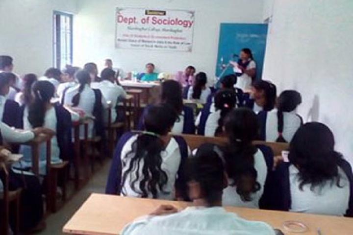 Marshaghai Womens Junior College-Classroom View