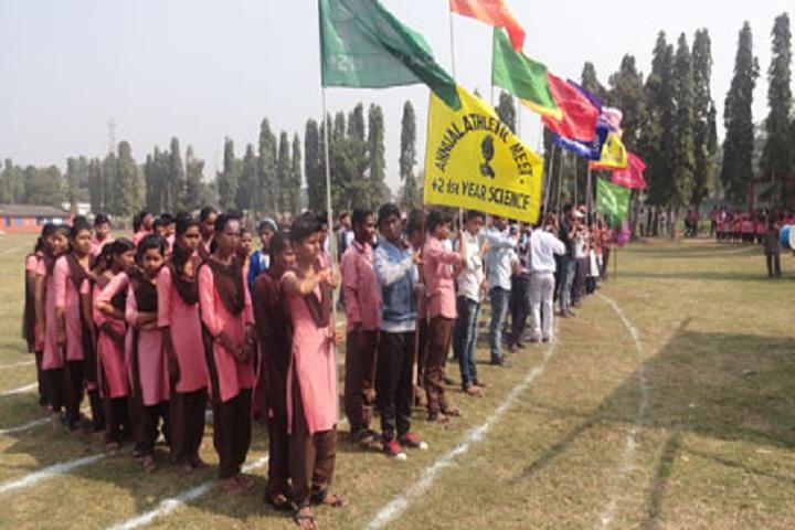 Marshaghai Womens Junior College-Sports Meet
