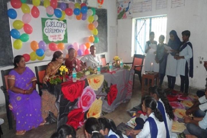 Marshaghai Womens Junior College-Welcome Ceremony