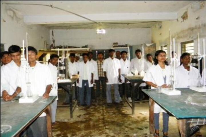 P S College-Chemistry Lab